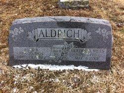 Gertrude S. <I>Niles</I> Aldrich