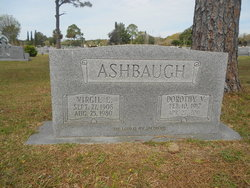 "Dorothy Virginia ""Dot"" <I>Wachter</I> Ashbaugh"