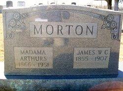 James William Chalmers Morton