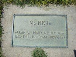 Mary <I>Beck</I> McNeil
