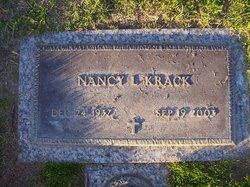 Nancy L Krack