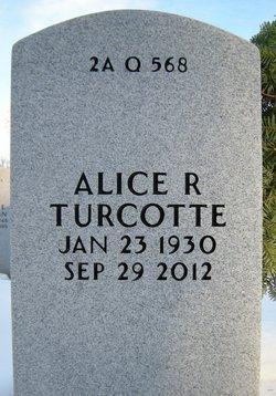 Alice Rose <I>Chagnon</I> Turcotte
