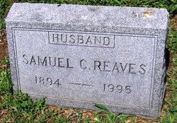 Samuel Curtis Reaves