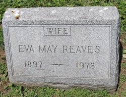 Eva Maybelle <I>Toombs</I> Reaves