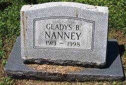 Gladys B. Nanney