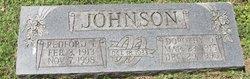 Dorothy Anna <I>Ohman</I> Johnson