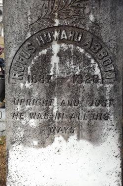 Rufus Howard Abbott