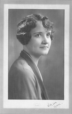 Mildred Irene <I>Robinson</I> Wilbar