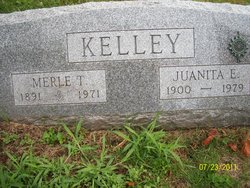 Juanita Elma <I>Brooks</I> Kelley