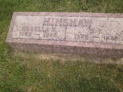 Rosella D. <I>Evans</I> Hinshaw