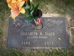 Elizabeth K Allen