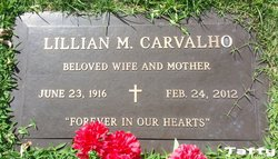 Lillian Marjorie Carvalho