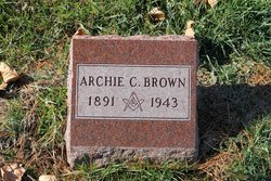 Archie Cecil Brown