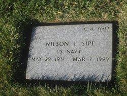 Wilson Leroy Sipe
