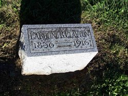 Caroline B. Clayton
