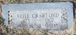 Ariel <I>Cater</I> Crawford