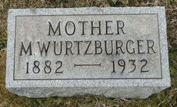 Margaret Virginia <I>Kinsella</I> Wurtzburger