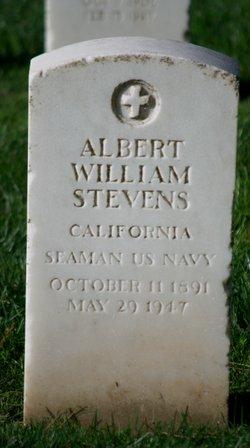 Albert William Stevens