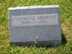 Catharene S. Ambrose
