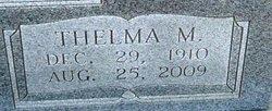 "Thelma Marie ""Sister"" <I>Jones</I> Norris"