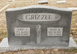 Mary Alabama <I>Isbell</I> Grizzle