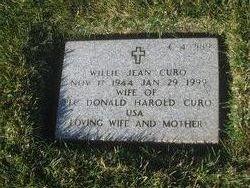 Willie Jean Curo