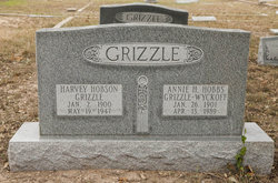 Harvey Hobson Grizzle
