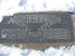 Otho Lee Huff