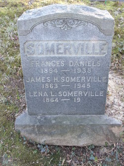 Mary Frances <I>Somerville</I> Daniels