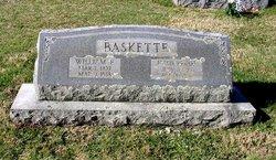 Jessie Bell <I>Bebber</I> Baskette