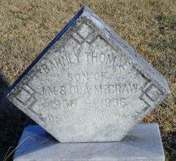 Barney Thomas McCraw
