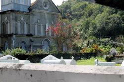 Anse-la-raye Cemetery