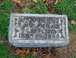 Randolph King Boyd