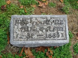 Martha <I>McGonagle</I> Boyd