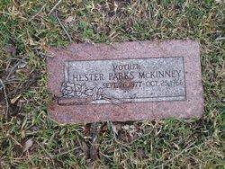 Hester <I>Parks</I> McKinney