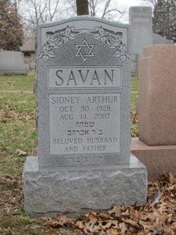 Sidney Arthur Savan