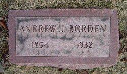 Andrew Jackson Borden