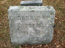 Carrie E. Cotterill