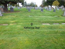 "Katherine ""Kate"" <I>Minnich</I> Deal"