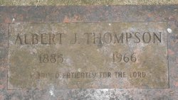 Albert J Thompson
