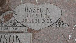 Hazel Bell <I>Hoag</I> Peterson