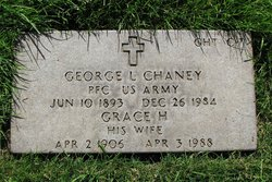 George L Chaney