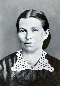 Maria <I>Horlacher</I> Adams