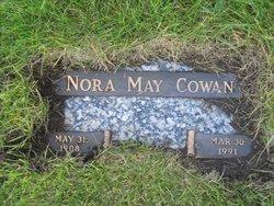 Nora May Cowan