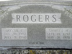 Dossie G. Rogers