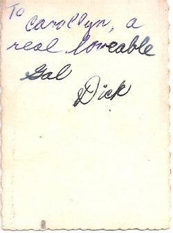 "Richard Leroy ""Dick"" Sawallich"