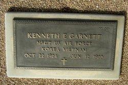 Kenneth E Garnett