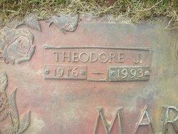"Theodore John ""Ted"" Marshall"