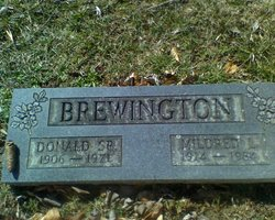 Donald Gaddis Brewington, Sr