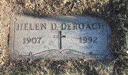 Helen D DeRoach